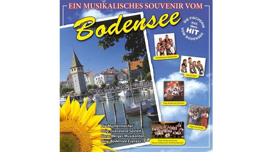 Musikal Souvenir Vom Bodensee