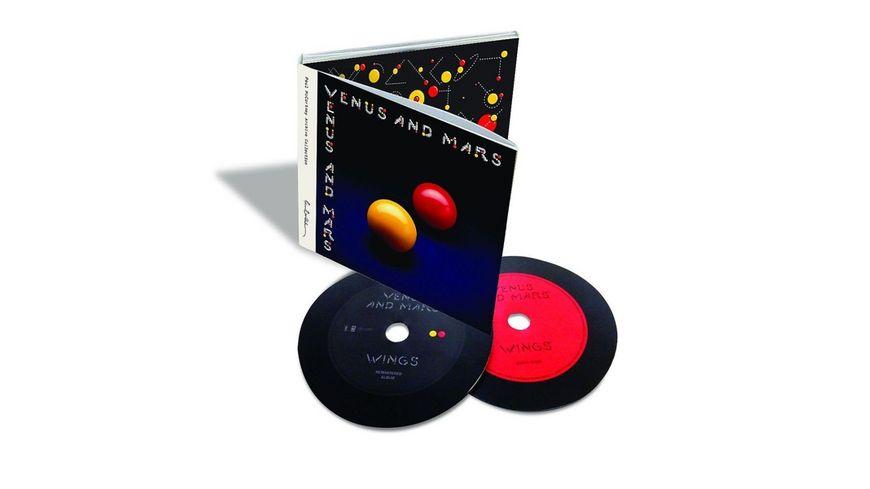 Venus And Mars 2014 Remastered