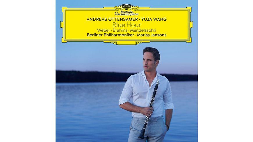 Blue Hour Weber Brahms Mendelssohn