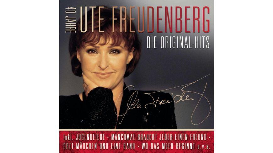 Die Original Hits 40 Jahre Ute Freudenberg