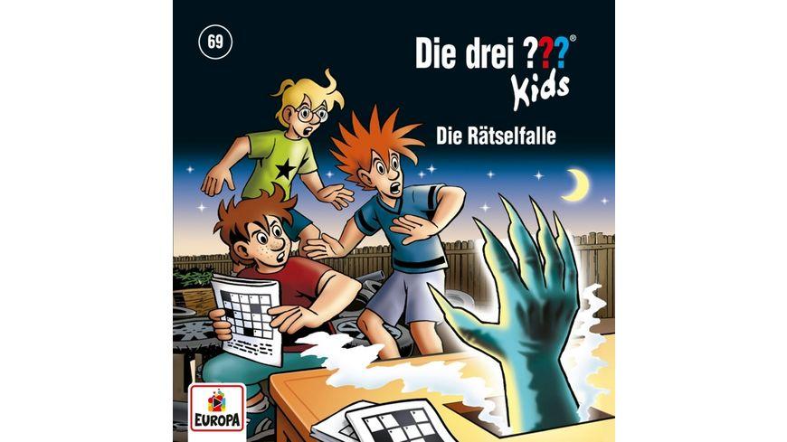 069 Die Raetselfalle