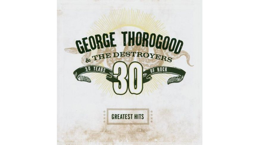 Greatest Hits 30 Years Of Rock