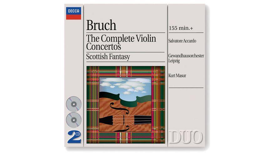 Saemtliche Violinkonzerte 1 3 GA