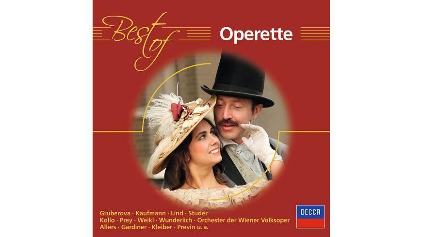 Best Of Operette