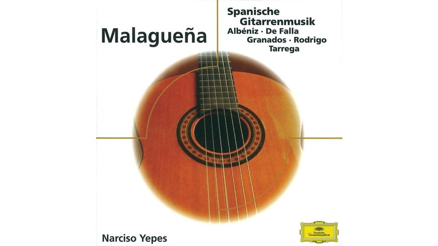 Malaguena Gitarrenhits