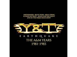 Earthquake The A M Years
