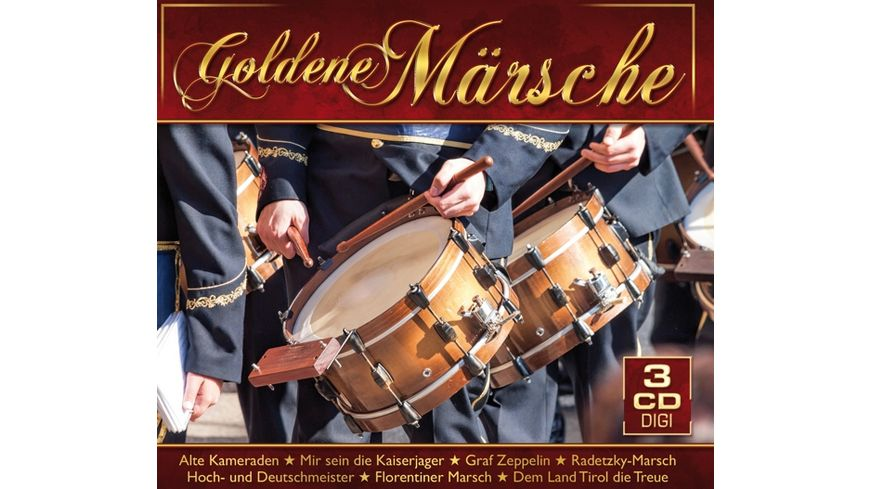 Goldene Maersche