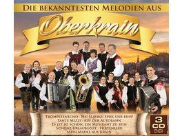 Die bekanntesten Melodien aus Oberkrain