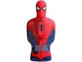 SPIDERMAN 2in1 DUSCHGEL SHAMPOO 2D 350ml