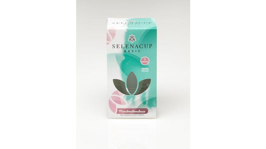 Selenacup BASIC Menstruationstasse Groesse S