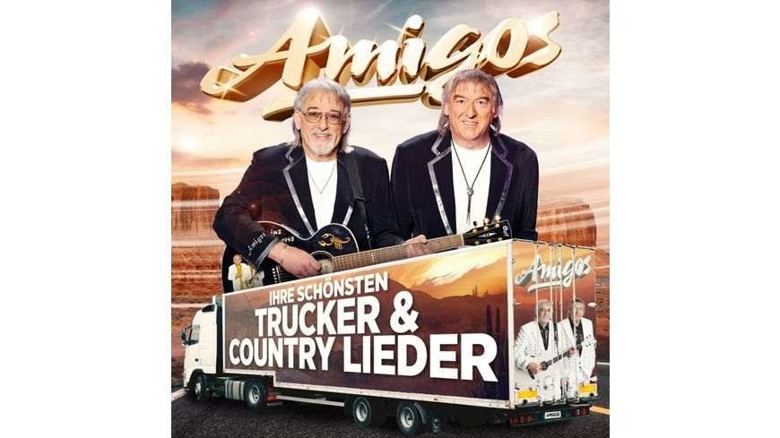Ihre schoensten Trucker Country Lieder