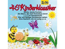 40 Kinderklassiker 2 CDs