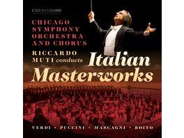 Italian Masterworks