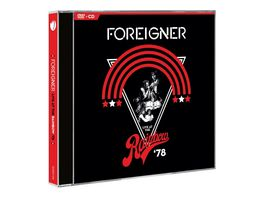 Live At The Rainbow 78 DVD CD