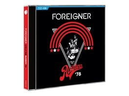 Live At The Rainbow 78 Blu Ray CD