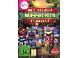 Die gute Laune Wimmelbild Spielebox 2