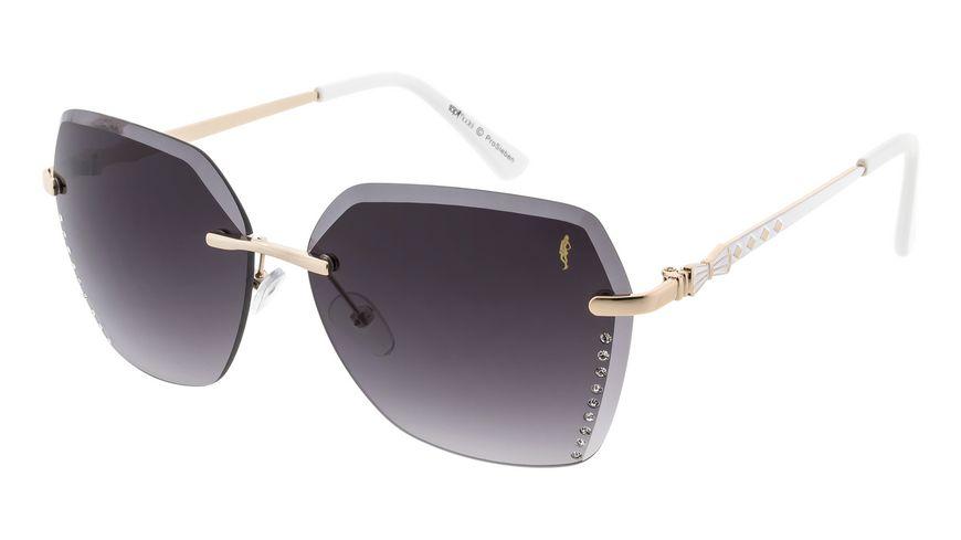 GNTM Sonnenbrille mit Glitzersteinen