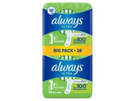 always Ultra Binde Normal BigPack 30 Stueck