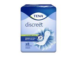 TENA Discreet EXTRA Plus Hygieneeinlagen 8 Stueck