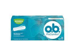 o b Tampons ProComfort Super Plus 32 Stueck
