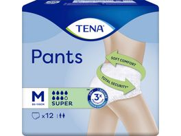 TENA Pants Super Medium 12 Stueck