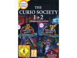 Curio Society 1 2