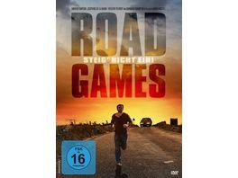 Road Games Steig nicht ein