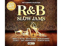 R B Slow Jams