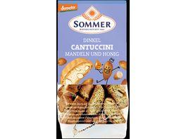 SOMMER Demeter Dinkel Cantuccini Mandel Honig