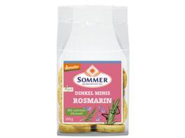 SOMMER Demeter Dinkel Minis Rosmarin