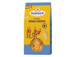 SOMMER Demeter Dinkel Rueblikekse