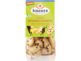 SOMMER Demeter Dinkel Ingwer Cookies
