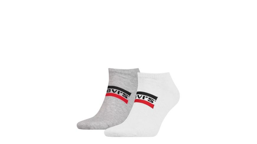 Levis Herren Sneaker 168SF 2er Pack
