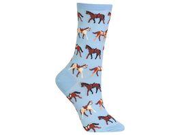 HOTSOX Damen Socken Horses