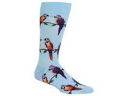 HOTSOX Herren Socken Parrots