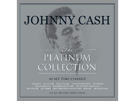 Platinum Collection weisses Vinyl