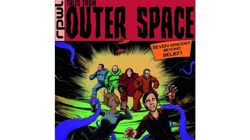 Tales From Outer Space Digipak