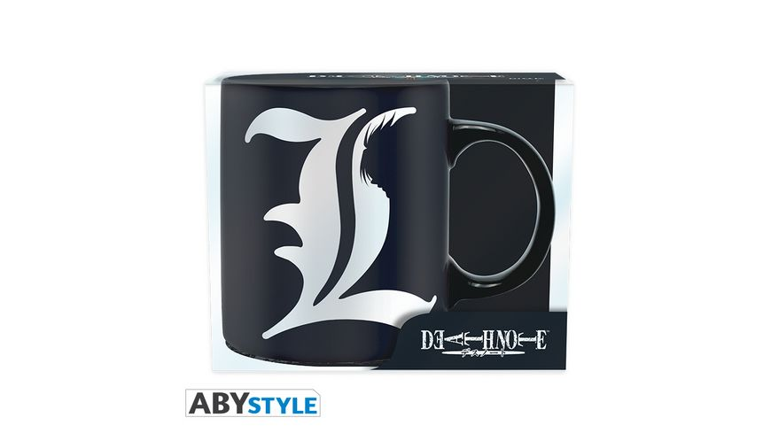 Death Note L Rules Tasse 320 ml