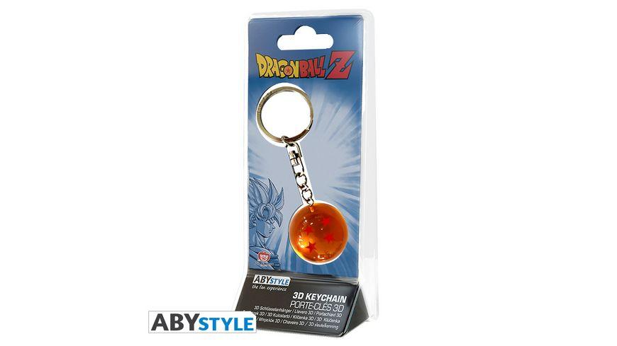 Dragon Ball Dragon Ball 3D Schluesselanhaenger