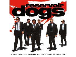 Reservoir Dogs Back To Black UK Black Vinyl