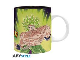Dragon Ball Broly Goku Vegeta Tasse 320 ml