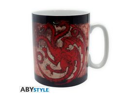 Game of Thrones Targaryen Tasse 460 ml