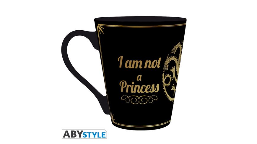 Game of Thrones I am not a princess Teetasse 340 ml