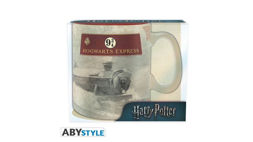 Harry Potter Hogwarts express Tasse 460 ml