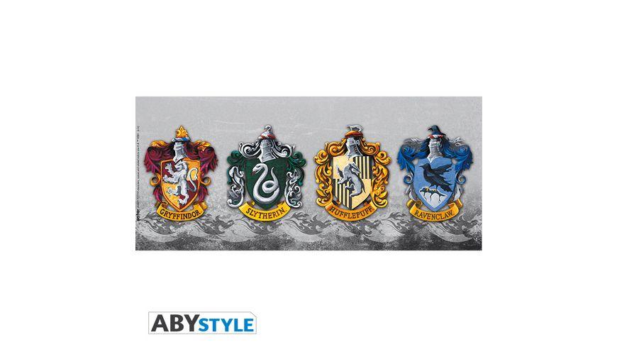 Harry Potter Houses Tasse 320 ml