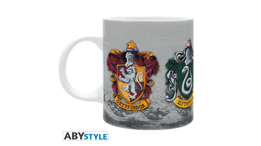 Harry Potter Houses Tasse 320 ml