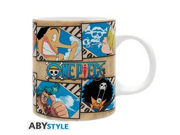 One Piece Protraits Tasse 320 ml