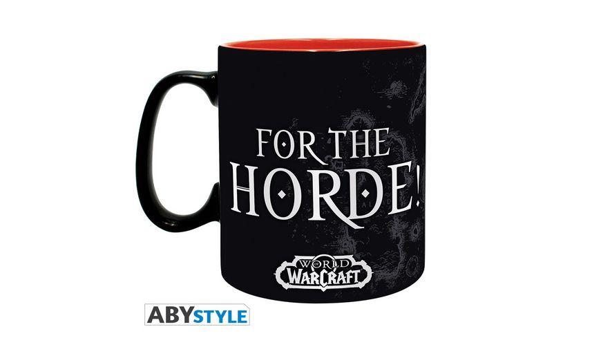 World of Warcraft Horde Tasse 460 ml