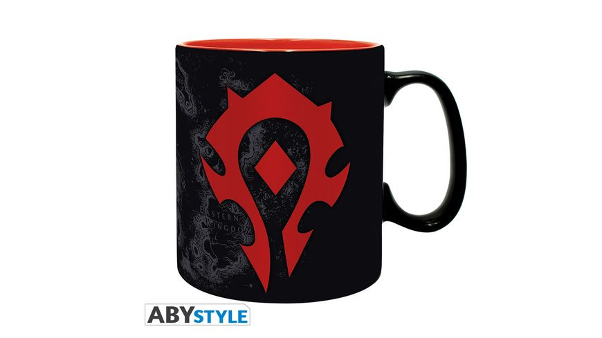 World of Warcraft Horde Tasse 460 ml