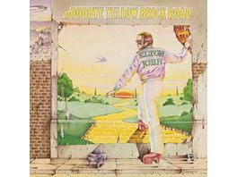 Goodbye Yellow Brick Road 40th Anniversary 2 LP